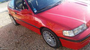 Honda CRX 1.6 aceito trocas Janeiro/89 - à venda -