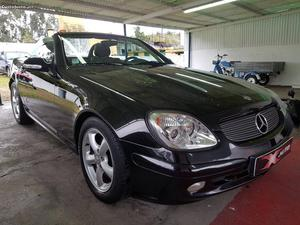 mercedes slk 200 kompressor faro cozot carros. Black Bedroom Furniture Sets. Home Design Ideas