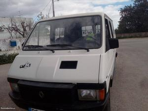 Renault Trafic T9X lugares Fevereiro/89 - à venda -
