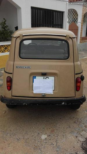 Renault 4 4L Junho/86 - à venda - Ligeiros Passageiros,