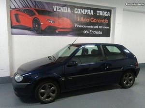 Citroën Saxo vts 1.4 Dezembro/98 - à venda - Ligeiros