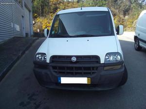 Fiat Doblo 1.9 JTD Dezembro/04 - à venda - Comerciais /