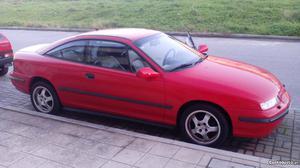 Opel Calibra V Março/91 - à venda - Descapotável