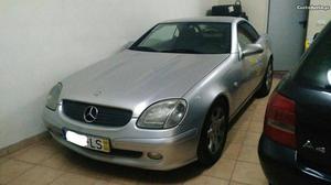 Mercedes-Benz SLK 200 Slk 200 Setembro/98 - à venda -