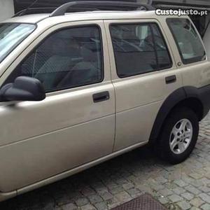 Land Rover Freelander 2.0 di Janeiro/02 - à venda -