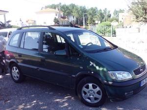 Opel Zafira Zafira dti 7lug Abril/01 - à venda - Monovolume