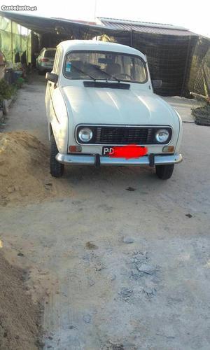 Renault 4 Renault 4L Março/88 - à venda - Ligeiros