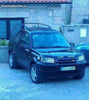 Land Rover Freelander Freelander 2.0 td4 Novembro/00 - à