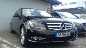 Mercedes-Benz C 180 Avantgard Setembro/11 - à venda -