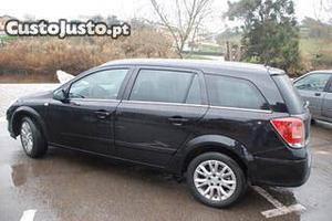 Opel Astra Astra Caravan 1.3 CDTI versão Cosmo Dezembro/08