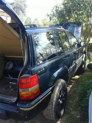 Jeep Cherokee Grande Cherokee Janeiro/94 - à venda -