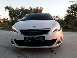 Peugeot 308 SW ALLURE 1.6 HDI Dezembro/14 - à venda -