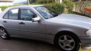 Mercedes c220 esprit de 97 cozot carros for 97 mercedes benz