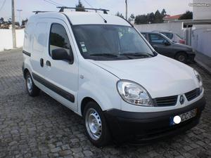 Renault Kangoo Confort Agosto/06 - à venda - Comerciais /