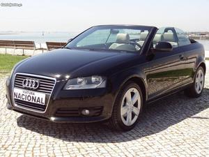 Audi A3 2.0 TDI Cabrio Outubro/08 - à venda - Descapotável