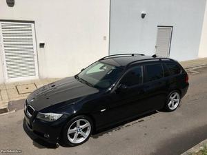 BMW 318 d Touring Pack M Janeiro/09 - à venda - Ligeiros