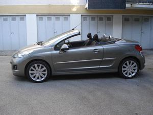 Peugeot 207 CC FAP Sport Janeiro/10 - à venda -