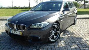 BMW 520 pack M touring Fevereiro/11 - à venda - Ligeiros