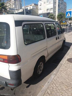 Mitsubishi L400 L400 Junho/97 - à venda - Comerciais / Van,