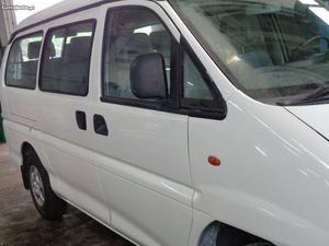 Mitsubishi L400 L400 Dezembro/00 - à venda - Monovolume /