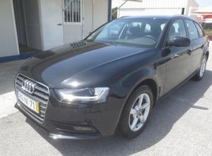 Audi A4 avant 2.0 TDI Multitronic Exclusive