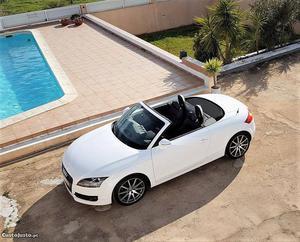 Audi TT Roadster TDi Quattro Março/09 - à venda -