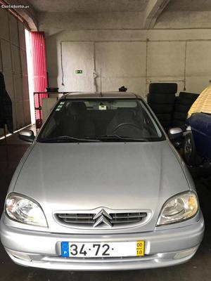 Citroën Saxo 1.5D Outubro/00 - à venda - Comerciais / Van,
