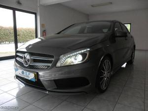 Mercedes-Benz A 200 CDi BE AMG LINE AUT. Outubro/13 - à