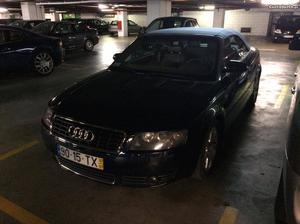 Audi A4 Cabrio Julho/02 - à venda - Ligeiros Passageiros,