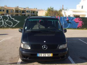 Mercedes-Benz Vito V220 cdi Julho/01 - à venda - Ligeiros