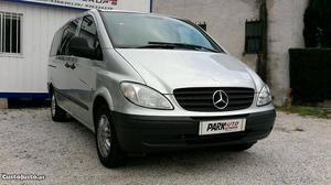 Mercedes-Benz Vito Vito115 Cdi Cx Auto Dezembro/09 - à