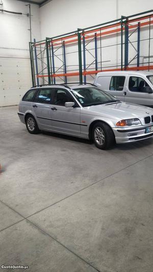 BMW 320 Bmw Touring 320 D Maio/01 - à venda - Ligeiros