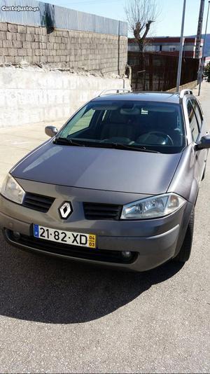 Renault Mégane Renault megane Março/04 - à venda -
