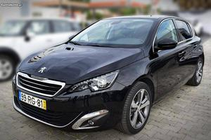 Peugeot 308 Allure 1.6 BLUE HDI Maio/16 - à venda -