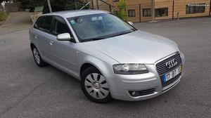 Audi A3 sportback 2.0 tdi Junho/06 - à venda - Ligeiros