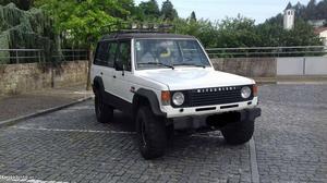 Mitsubishi Pajero MK1 de 7 Lugares Dezembro/89 - à venda -