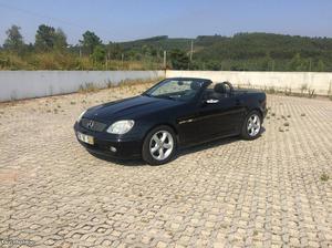 Mercedes-Benz SLK 200 SLK 200 Maio/01 - à venda -