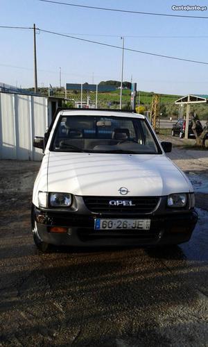 Opel Campo 4x2 Janeiro/98 - à venda - Pick-up/