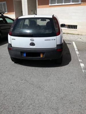 Opel Corsa 1.7 DI Julho/02 - à venda - Comerciais / Van,