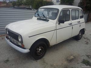 Renault 4 Gtl Maio/87 - à venda - Ligeiros Passageiros,