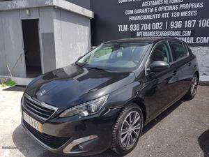 Peugeot hdi 115cv alure Janeiro/14 - à venda -
