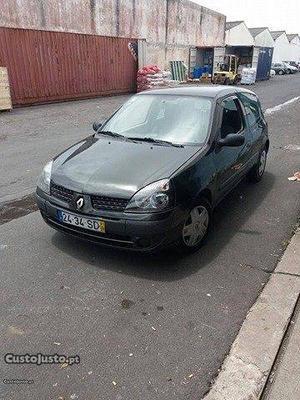 Renault Clio Renault clio dci 1.5 Abril/01 - à venda -