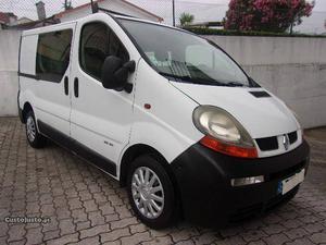 Renault Trafic 1.9 Dci 6 Lugares Julho/03 - à venda -
