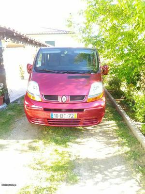 Renault Trafic Park + Junho/06 - à venda - Ligeiros