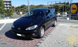 Peugeot 206 peugeot 206 com AC Janeiro/00 - à venda -
