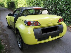 Smart Roadster descapotavel Junho/04 - à venda - Ligeiros