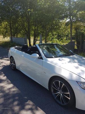 BMW 320 Cabrio Pack m Junho/08 - à venda - Descapotável /