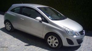 Opel Corsa Enjoy Junho/12 - à venda - Ligeiros Passageiros,