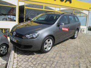 VW Golf var. 1.6 tdi trendl. Setembro/12 - à venda -