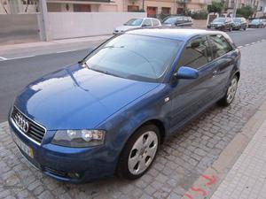 Audi A3 2.0 TDi 140cv Nac Dezembro/03 - à venda - Ligeiros